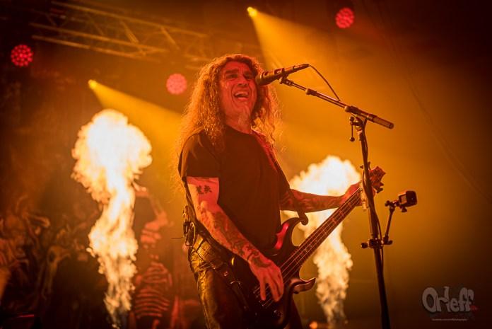 Slayer @ Festivalna Hall, 2019