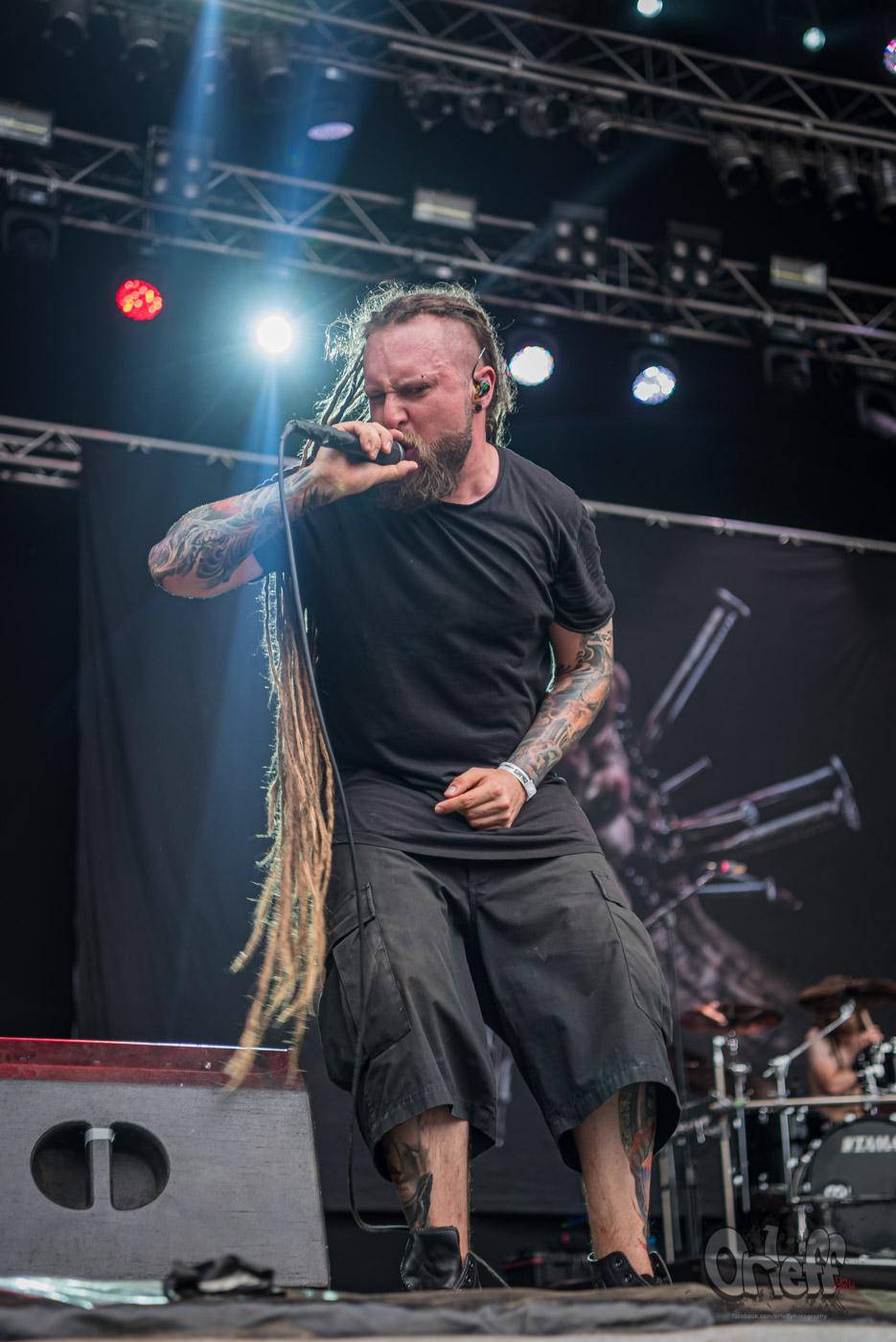 Decapitated @ MetalDays Festival 2019