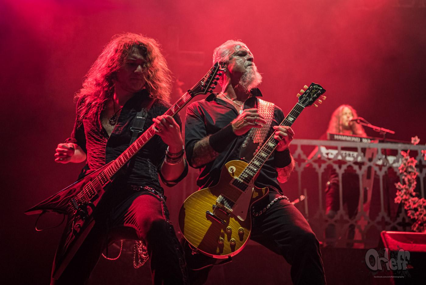 Demons & Wizards @ MetalDays Festival 2019