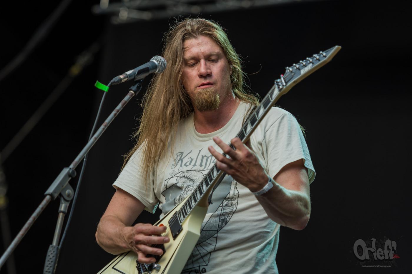 Klamah @ MetalDays Festival 2019