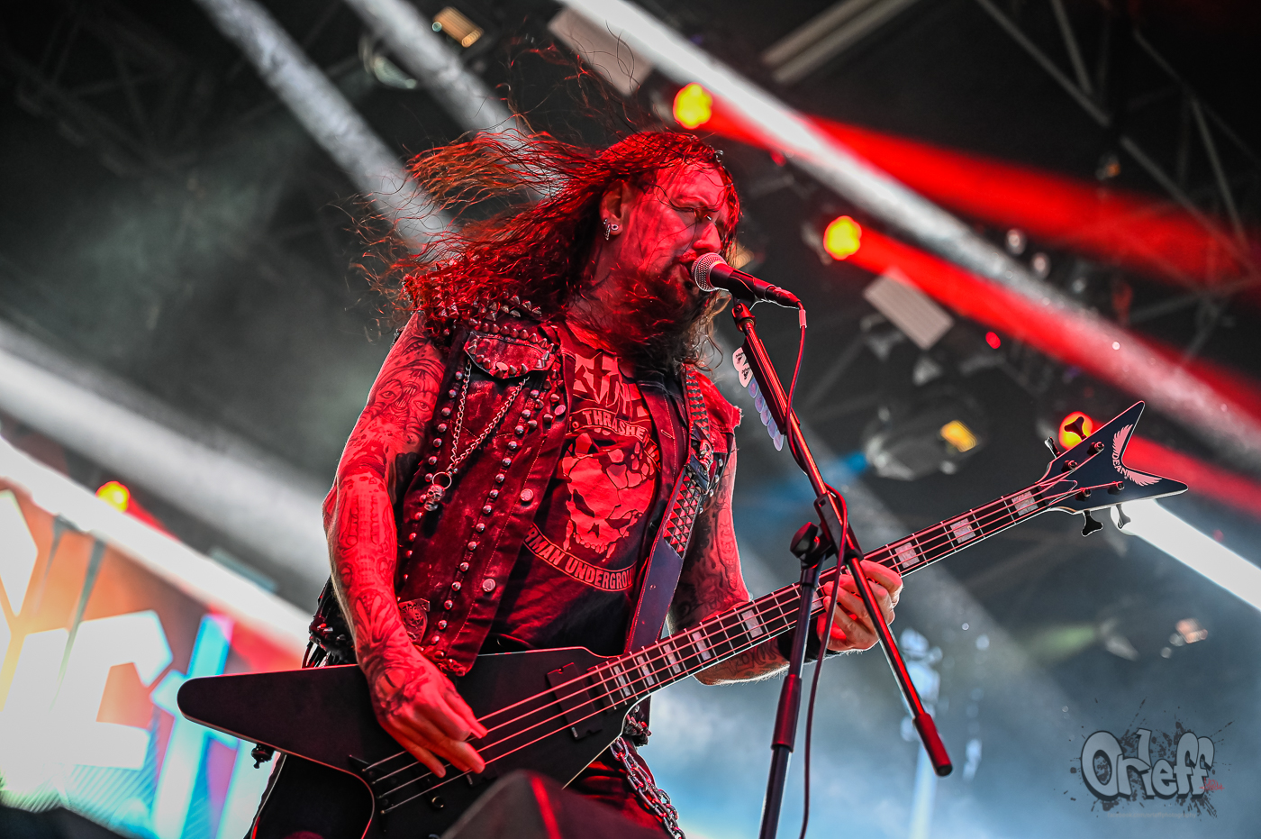 Destruction @ Varna Rock Fest, 2019