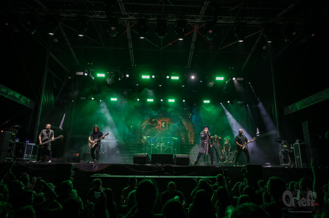 Avantasia @ Varna Rock Fest, 2019