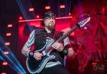 Five Finger Death Punch @ Arena Armeets, 2020