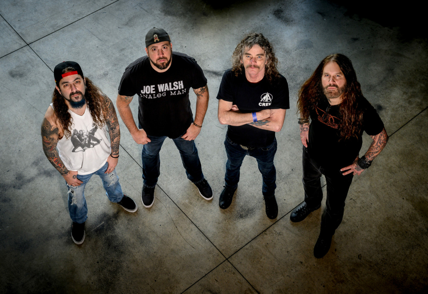 "Интервю с Bobby ""Blitz"" Ellsworth (Overkill, BPMD) и Mark Menghi (Metal Allegiance, BPMD)"