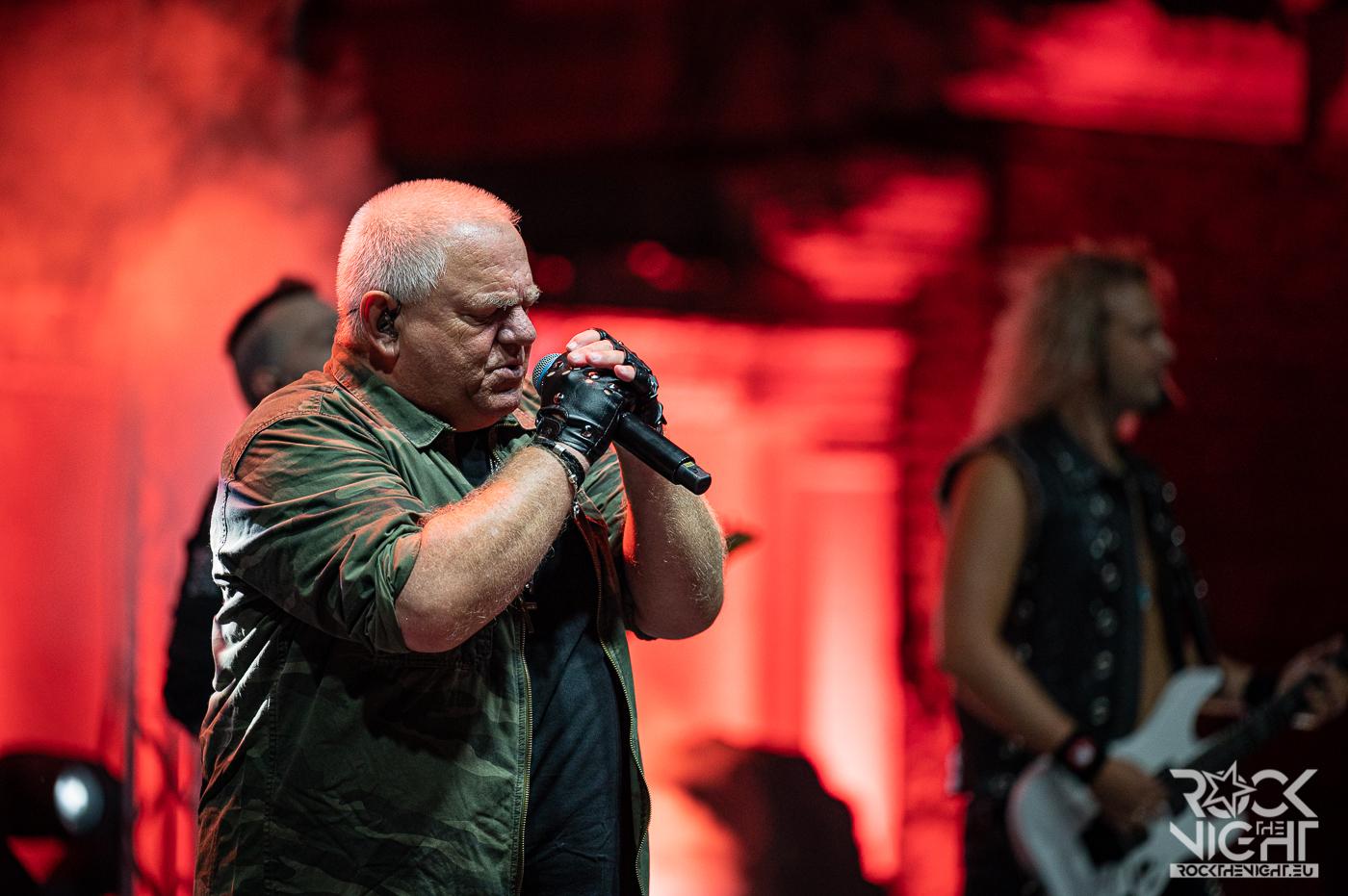"""Първо видео от концерта на U.D.O. в Пловдив – вижте """"Man And Machine"""""""