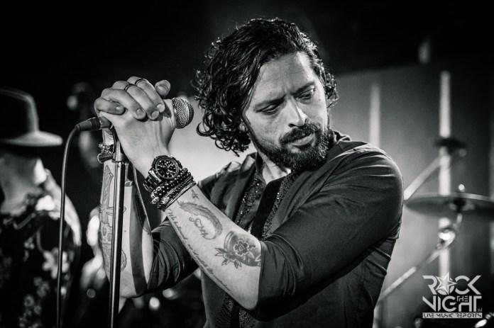 Intelligent Music Project feat. Ronnie Romero @ Sofia Live Club, 2020