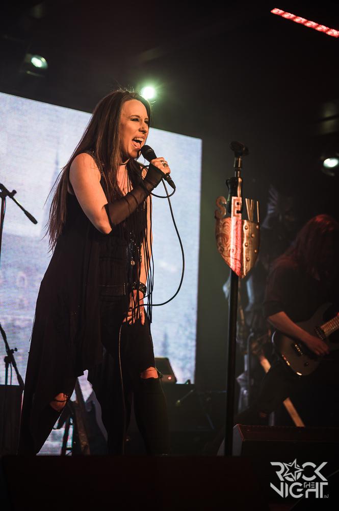 Sevi @ Sofia Live Club, 2021