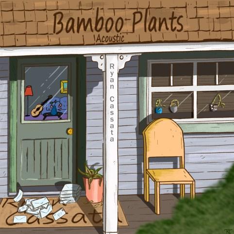 Bamboo plantshighres