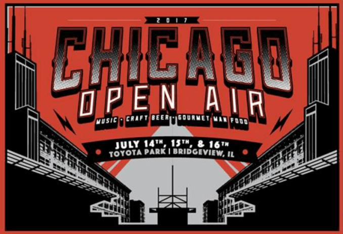 Chicago Open Air 2017