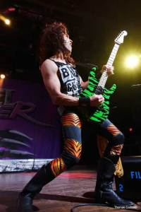 Steel Panther LIVE at The Fillmore Satchel photo by Thomas Collins