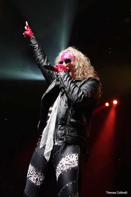 Steel Panther LIVE at The Fillmore Michael Starr photo by Thomas Collins – 10
