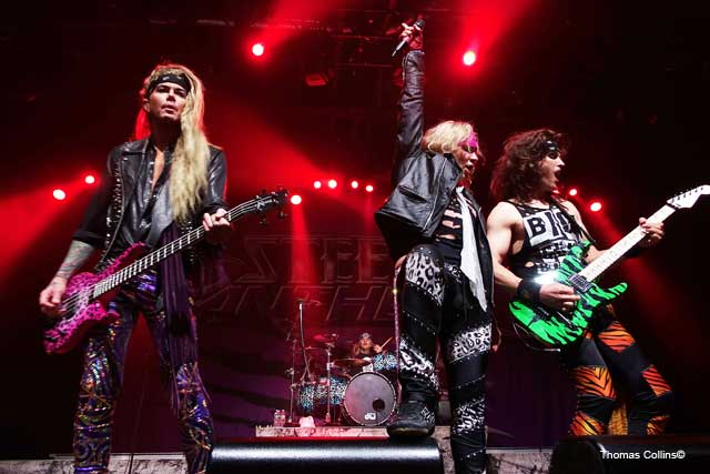 Steel Panther LIVE at The Fillmore photo by Thomas Collins – 16