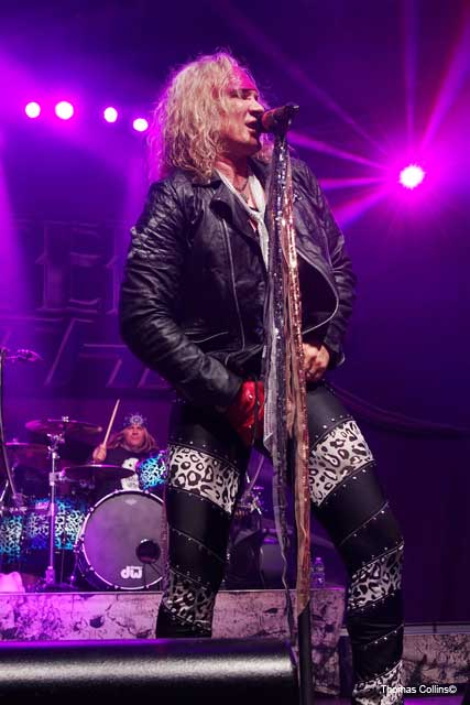 Steel Panther LIVE at The Fillmore Michael Starr photo by Thomas Collins – 2