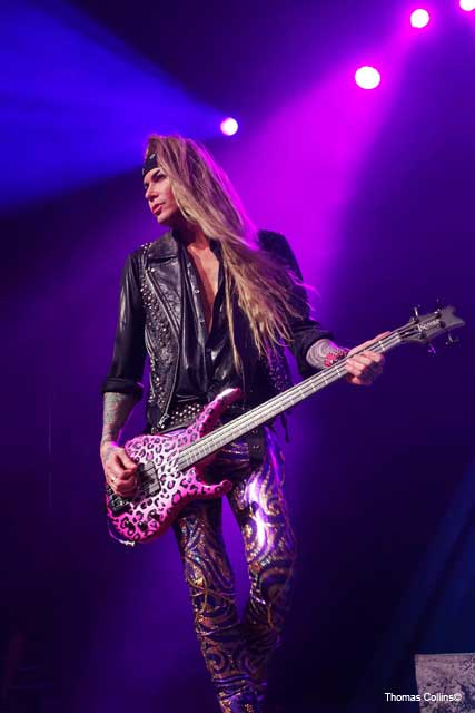 Steel Panther LIVE at The Fillmore  – Lexxi Foxx