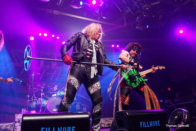 Steel Panther LIVE at The Fillmore  – 8