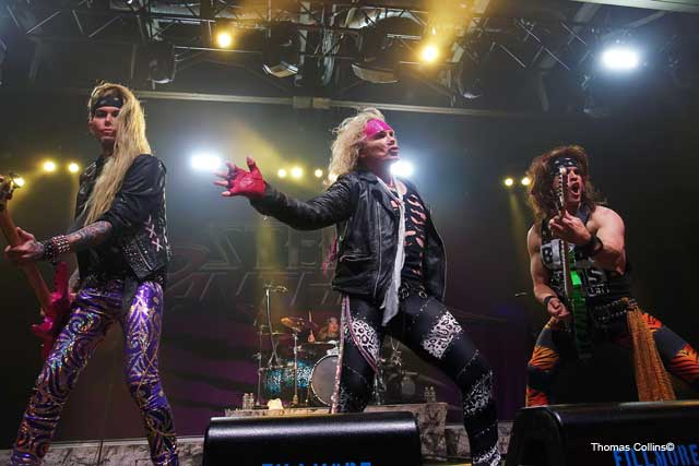 Steel Panther LIVE at The Fillmore – 4