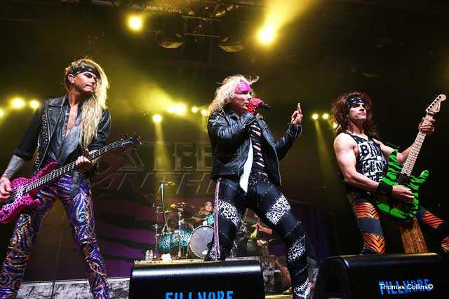 Steel Panther LIVE at The Fillmore – 3