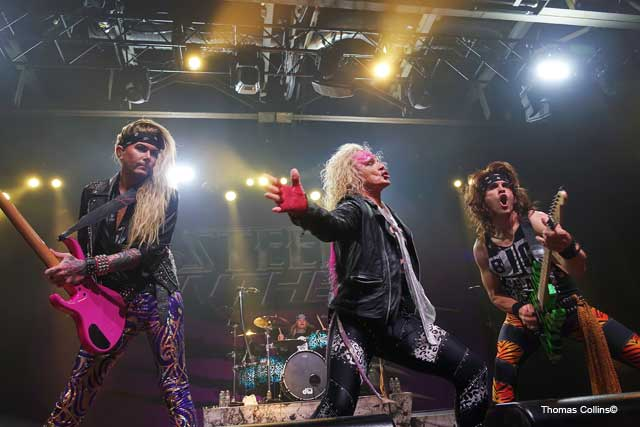 Steel Panther LIVE at The Fillmore – 1