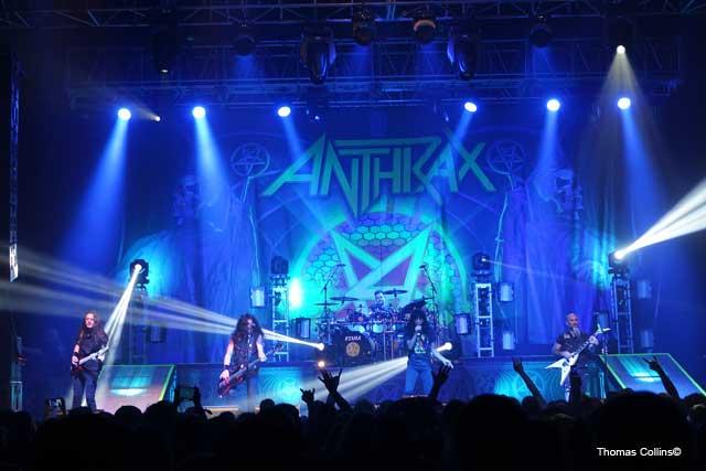 Anthrax – 21