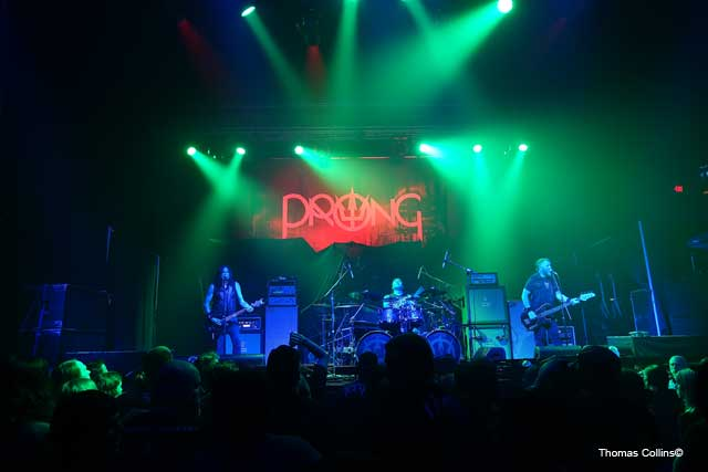 Prong at The Electric Factory