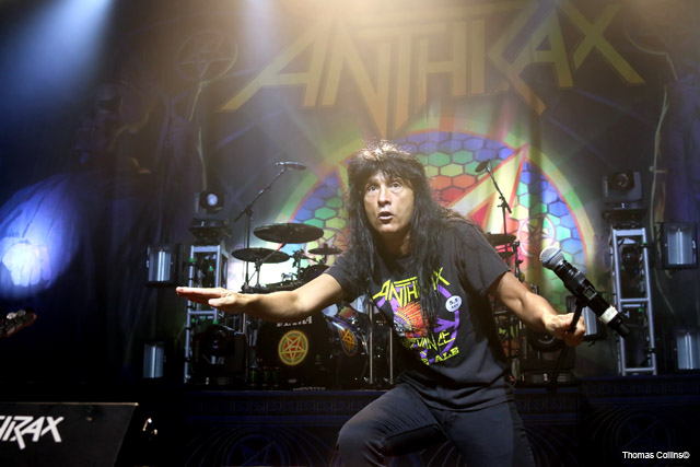 Anthrax Joey Belladonna 9