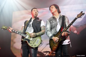 A7X - Photo By Tom Collins