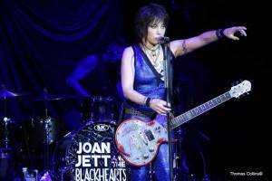 Joan Jett & The Blackhearts - Photo by Tom Collins