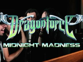 Dragonforce - Midnight Madness