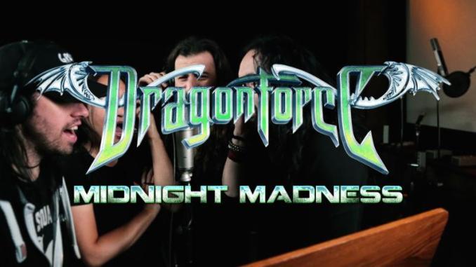 Dragonforce - Midnight Madness