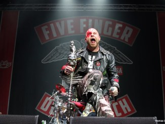 Five Finger Death Punch at Rock Allegiance 2017 - Photo by Tom Collins