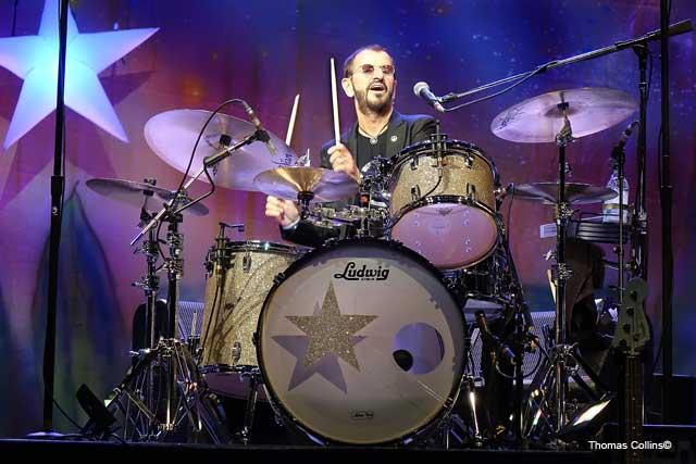 Ringo Starr - Photo by Tom Collins