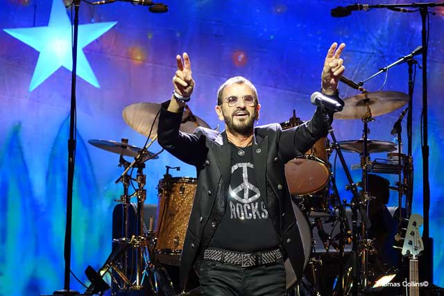 Ringo Starr - Photo by Tom Collins