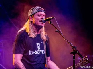 Wes Scantlin - Puddle of Mudd - Photo by Gretchen Johnson