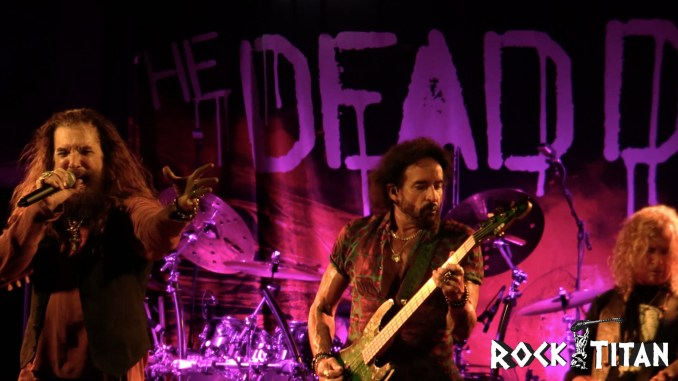 The Dead Daisies - Burn It Down - Photo by Rock Titan