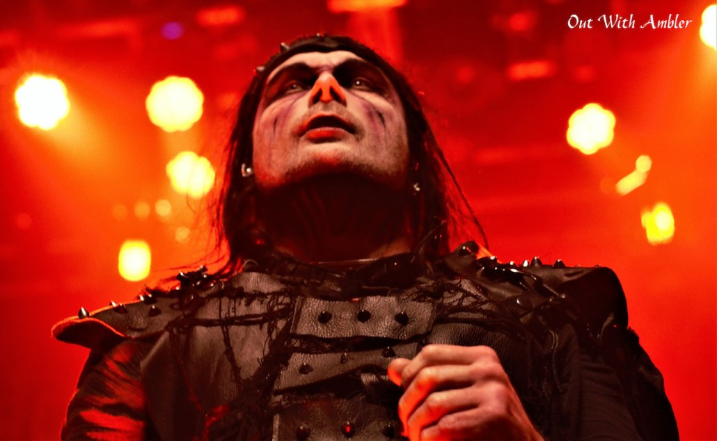 Cradle Of Filth - Photos by Out With Ambler - Rock Titan TV