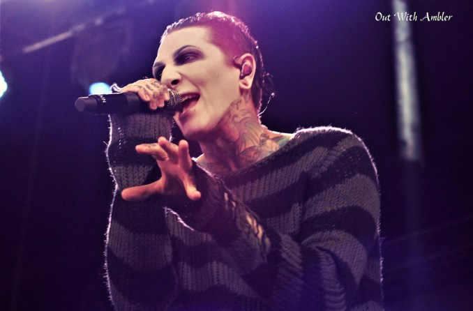 Motionless In White - Photo by Out With Ambler - Rock Titan