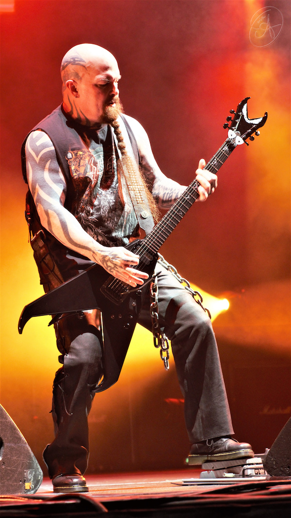 Slayer - Photo by Ambler - Rock Titan