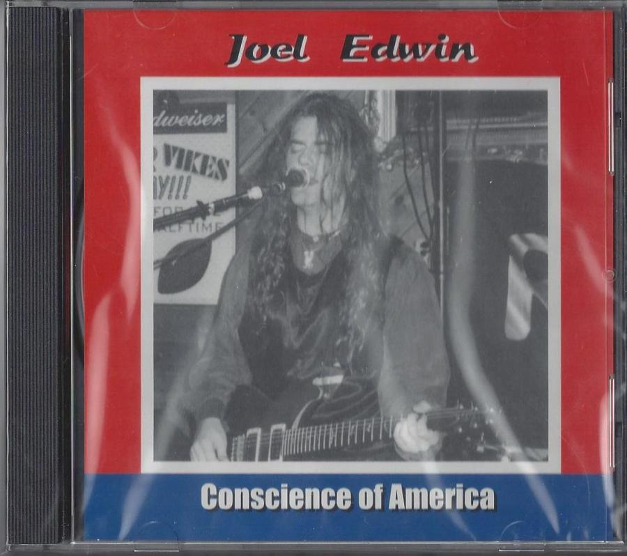 CD Cover  - Conscience of  America