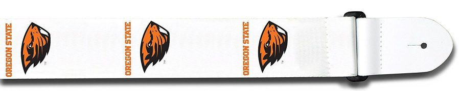 NEW College Guitars CGSB-ORST Oregon Guitar Strap