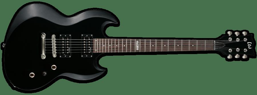 NEW ESP LTD VIPER-10 Black Electric Guitar