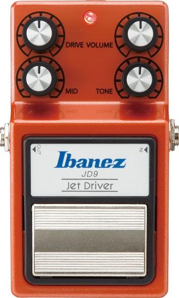 NEW Ibanez (JD9) Jet Driver Pedal