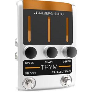 NEW Aalberg Audio (TR-1) TRYM Tremolo Pedal