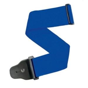 NEW D'Addario (75B002) Blue Guitar Strap