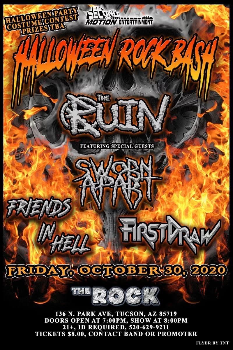 2020 Tucson Halloween Safety Bash HALLOWEEN ROCK BASH | The Rock