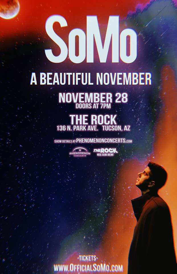 SoMo - A Beautiful November Tour at The Rock!