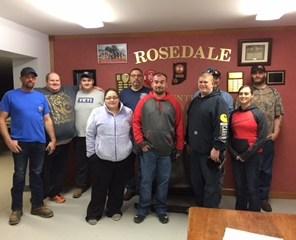 Rosedale Fire