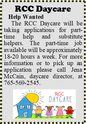 Daycare Help