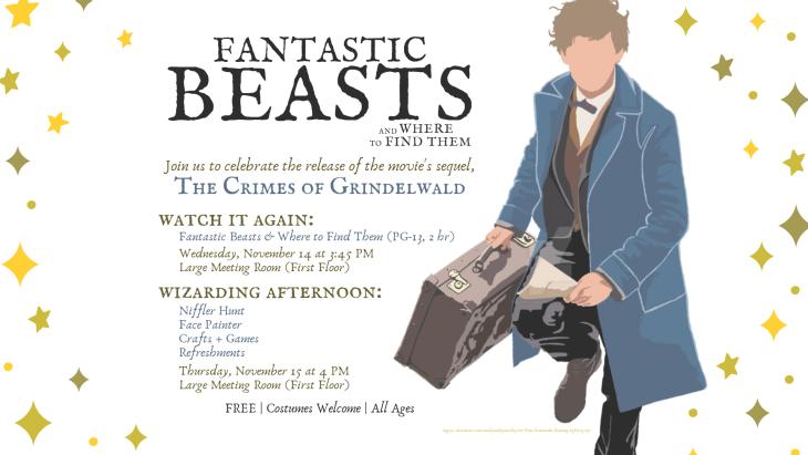 Copy of Fantastic Beasts