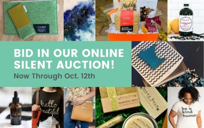 Bid in Our Online Silent Auction Now! Ends Oct. 12th