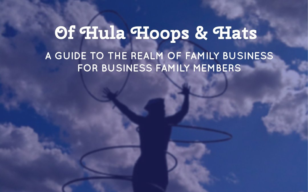 Introduction to upcoming book: Of Hula Hoops and Hats